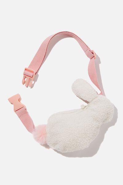 Fashion Belt Bag, BUNNY
