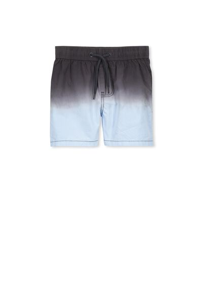 Murphy Swim Short, OSAKA BLUE/GRAPHITE DIP DYE