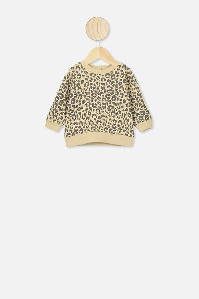 Billie Sweater, SEMOLINA/SUMMER OCELOT