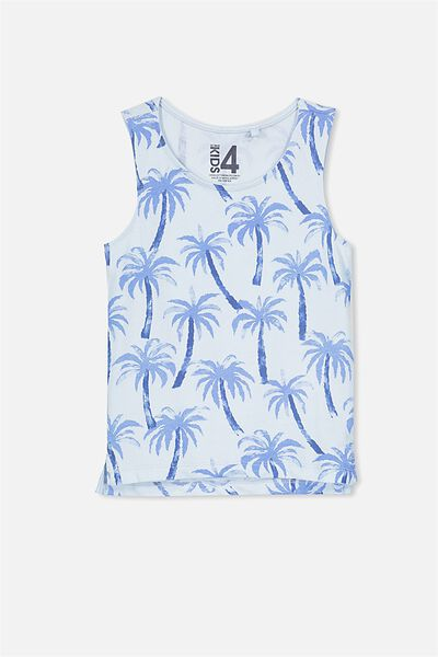 Orson Tank, ARTIC BLUE PALM TREES/ST