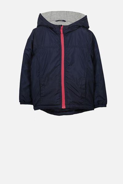 Jed Spray Jacket, TWILIGHT BLUE