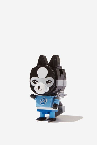 Sunny Buddy Blocks Character 150Pc, MAX SUPERHERO