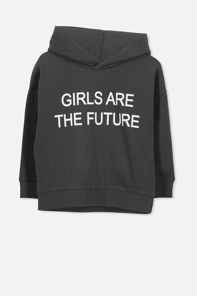 Scarlett Hoodie, PHANTOM/GIRLS ARE THE FUTURE/DROP