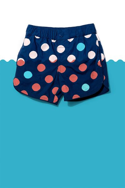 Alfie Boardshort, CAPTAIN BLUE/SPOT