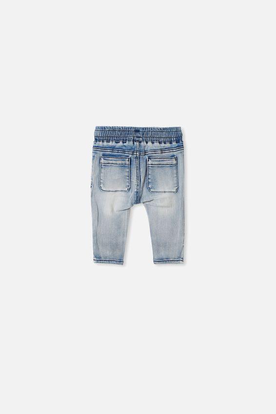 Jay Moto Jean, LIGHT BLUE WASH