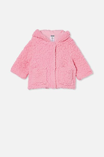 Ashley Jacket, CALI PINK