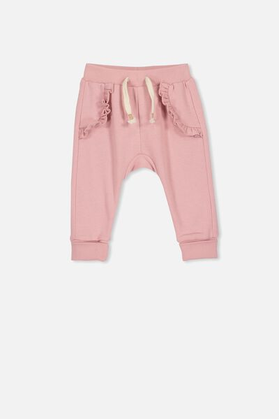 Shelby Trackpant, BRIDAL ROSE