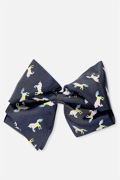 Statement Bows, IRIDESCENT UNICORN