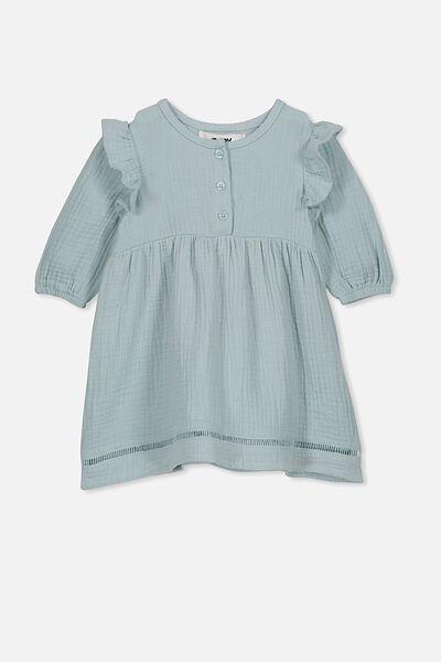 Aurora Ls Dress, ETHER