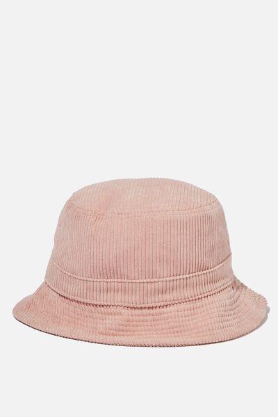 Kids Bucket Hat, ZEPHYR/CORD