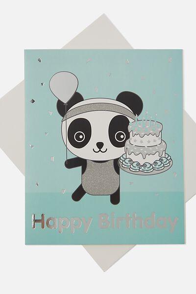 Sunny Buddy Gift Card, OLI CAKE