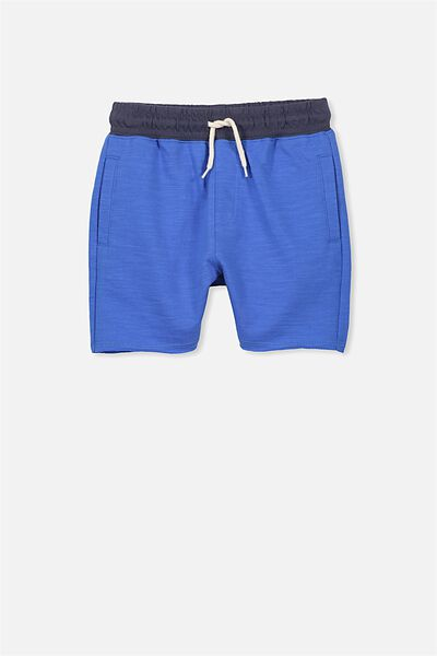 Henry Slouch Short, YARD BLUE/WASHED NAVY