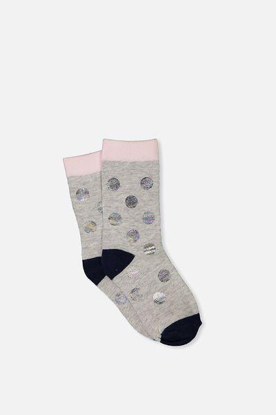 Fashion Kooky Socks, IRIDECENT SPOT