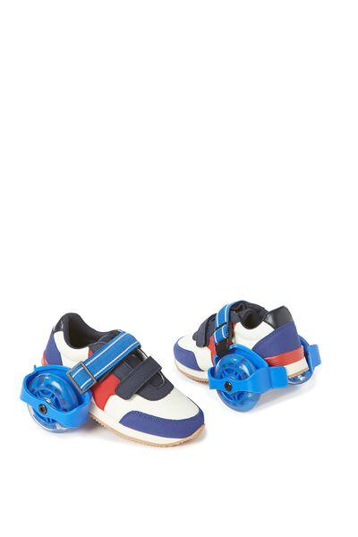 Light Up Roller, BRIGHT BLUE