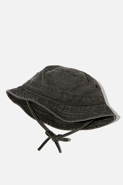 Baby Bucket Hat, PHANTOM