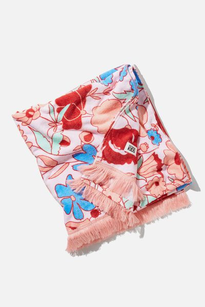 Kids Beach Towel, JOLLY DITSY