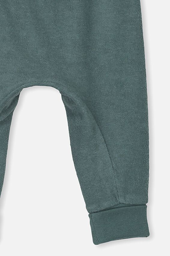 Casey Trackpant, DEEP POOL BLUE