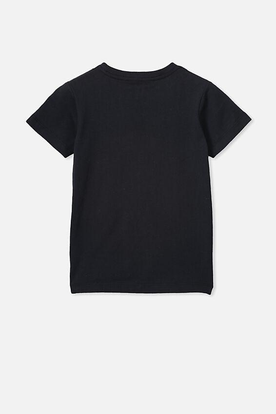 Short Sleeve License1 Tee, LCN HAS TONKA/PHANTOM