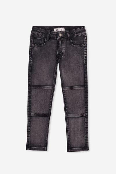 Matt Moto Jean, BLACK WASH