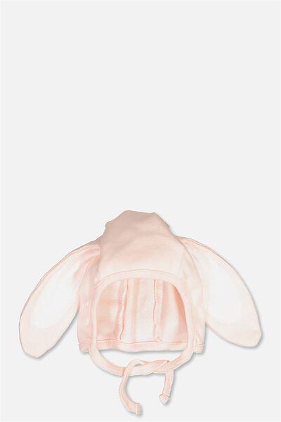 Lightweight Bunny Bonnet, PORCELAIN PINK