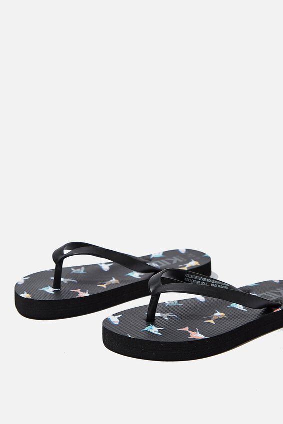 Printed Flip Flop, PHANTOM/SHARK MULTI