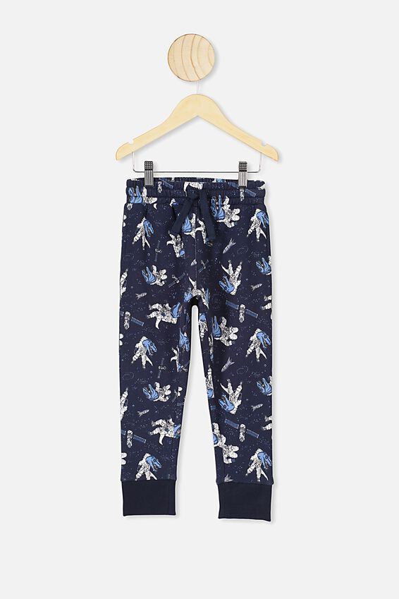 Heritage Trackpant, SPACE DINO/NAVY