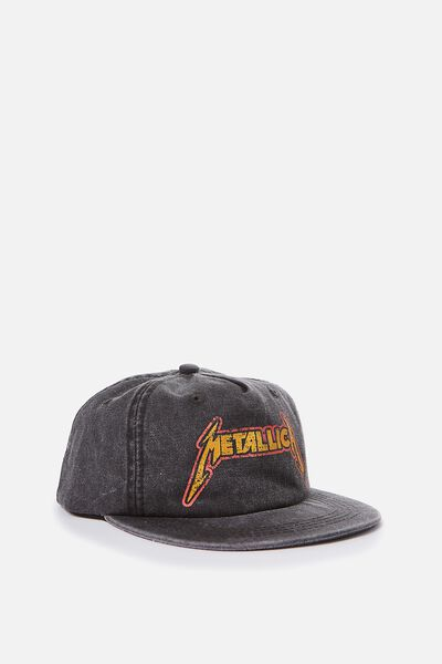 Rock Star Cap, METALLICA