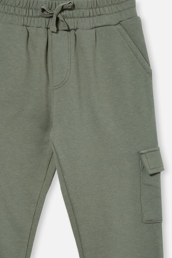 Cargo Trackpant, SWAG GREEN