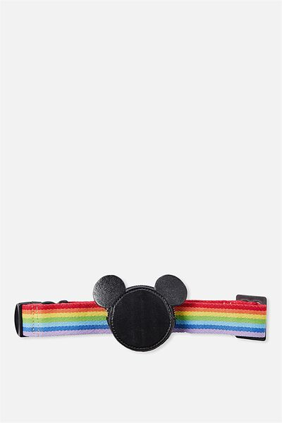 Fashion Belt Bag, RAINBOW/MICKEY