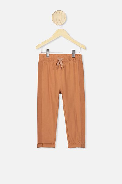 Brooklyn Slouch Pant, AMBER BROWN
