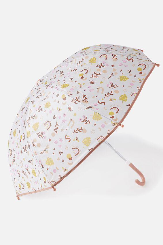 Kids Cloudburst Umbrella, BOHO BEES