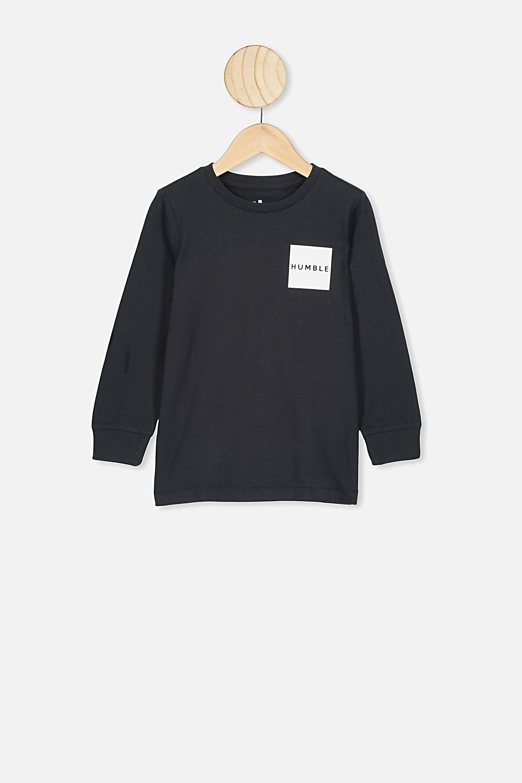 NEW Boys Top T Shirt XS 4-5 Kids Long Sleeve Green Gray Buttons Clothes XS