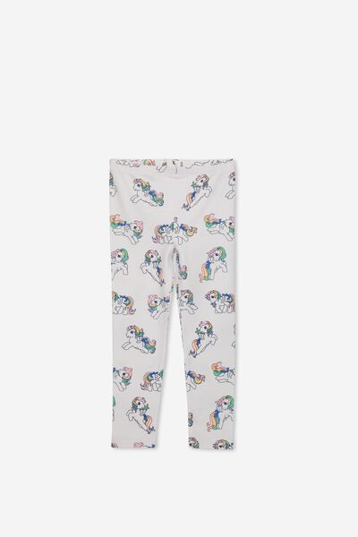 Huggie Tights, LCN HAS WHITE/MY LITTLE PONY