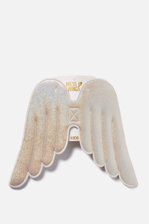 Angelica Wings, GOLDY SPARKLES