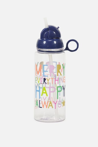 Spring Drink Bottle, MERRY EVERYTHING