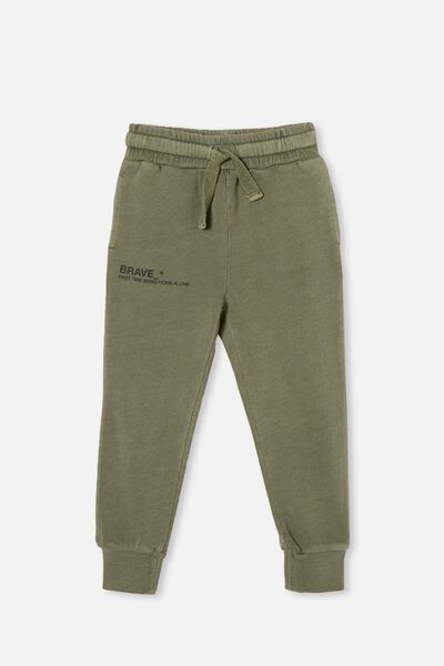 Marlo Trackpant, SWAG GREEN/BRAVE