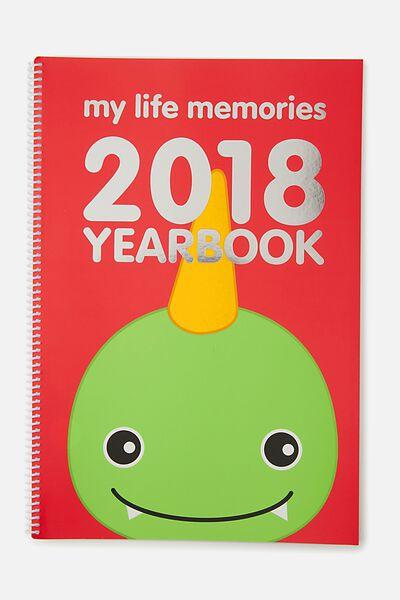 Sunny Buddy Year Book, JACK