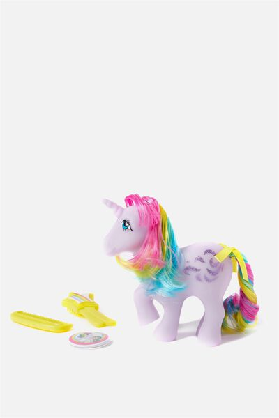 My Little Pony 35th Anniversary Rainbow Toy, LCN MLP WINDY