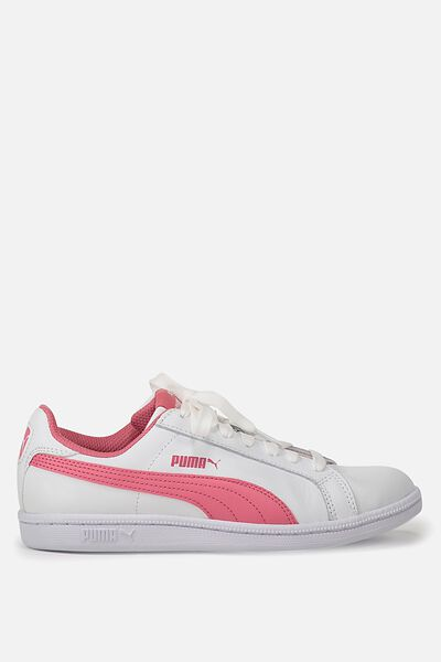 Puma Smash Fun Jr, WHITE RAPTURE