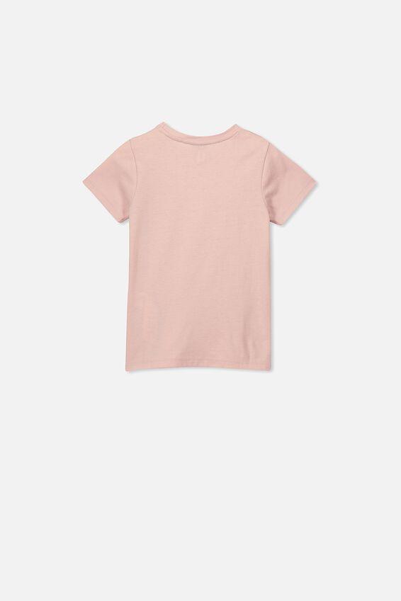 Lux Short Sleeve Tee, LCN DIS ZEPHYR/FROZEN BOTANICAL/MAX