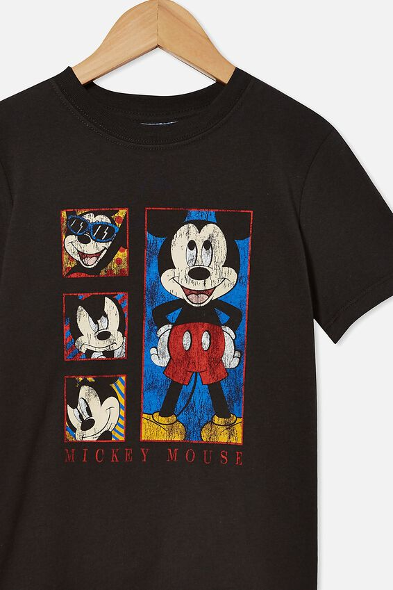 Co-Lab Short Sleeve Tee, LCN DIS PHANTOM / VINTAGE MICKEY