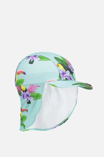 Swim Hat, TOUCANS