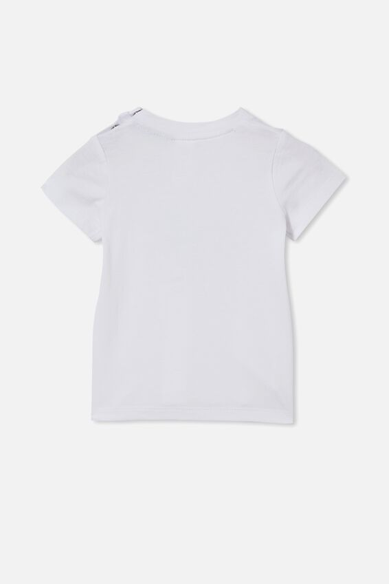 Jamie Short Sleeve Tee-License, LCN MT WHITE/BIGGIE SMALLS - COUCH