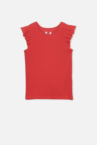 Kaia Tank, RALLY RED