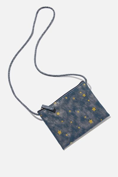 Ashley Party Bag, NAVY STARS