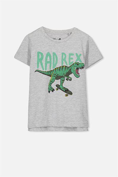 Max Short Sleeve Tee, RAD REX/SIS
