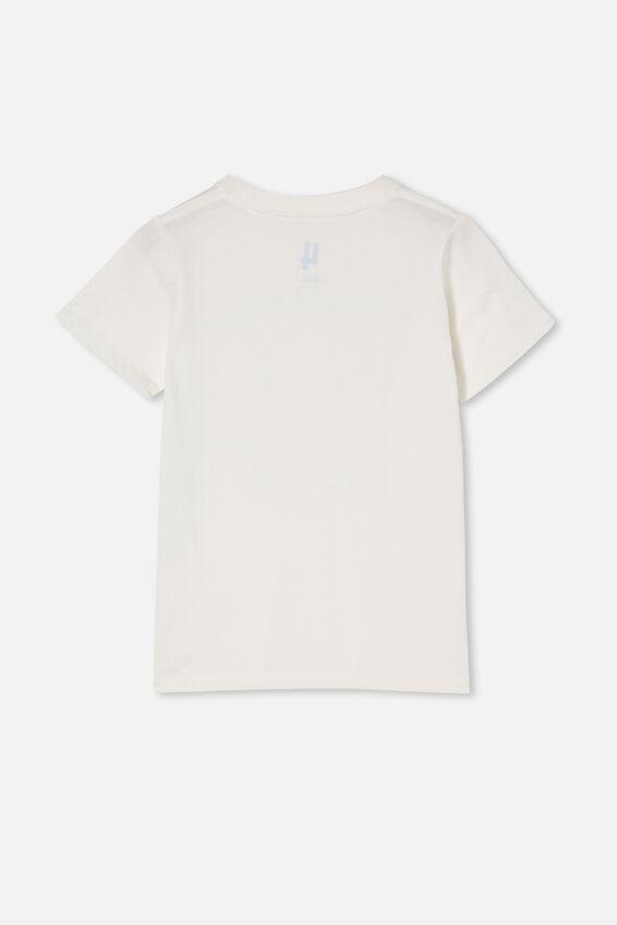 Max Short Sleeve Tee, WHITE/PREHISTORIC
