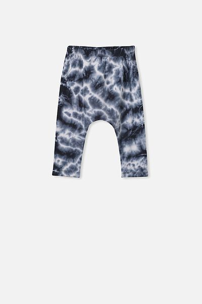 The Legging, BLACK TIE DYE