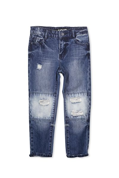 Emmett Ripped Jean, ROYAL RIPPED BLUES