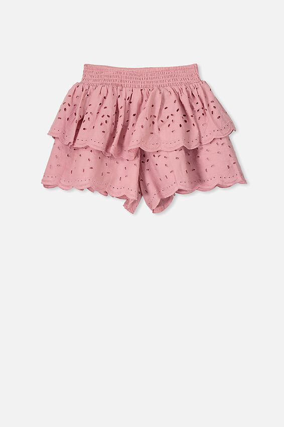 Maisie Skort, SWEET BLUSH